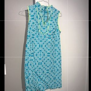 Eliza J sleeveless dress size 6 (tags on)